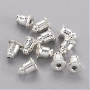 5mm Earring Ear Nuts Stoppers