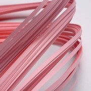 Paper Quilling Strips - Pink