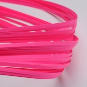 Paper Quilling Strips - Neon Pink