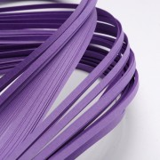 Paper Quilling Strips - Purple