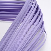 Paper Quilling Strips - Lilac
