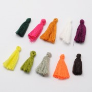 Cotton Thread Tassels Pendant