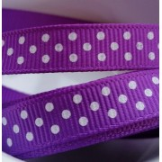 "3/8"" Printed Grosgrain Ribbons"