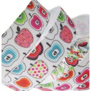"5/8"" Printed Grosgrain Ribbons"