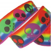 "1"" Printed Grosgrain Ribbons"