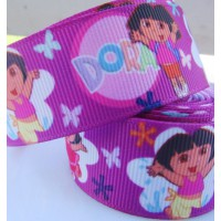 "1"" or 25mm DORA Grosgrain Ribbon (5METRES)"