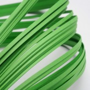 Paper Quilling Strips - Lime Green