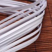 Paper Quilling Strips - White
