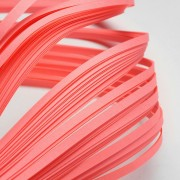 Paper Quilling Strips - Lt. Coral