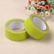 15mm Japanese Washi Tape - Yellow Green