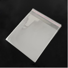 20cm x 16cm Self Adhesive Clear Bag