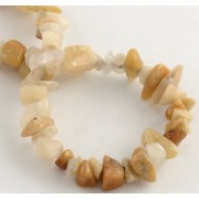 Natural Jade Stones Beads - Multi
